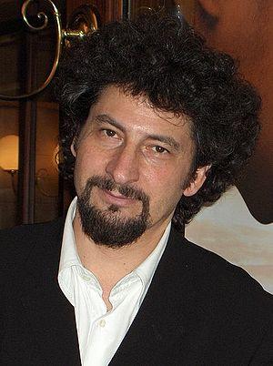 Radu Mihăileanu - Radu Mihăileanu in Lyon, 2005