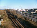 Rail and Road at Hessle - geograph.org.uk - 318888.jpg