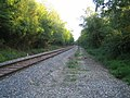 Railway line near Calvert 2 - geograph.org.uk - 502343.jpg