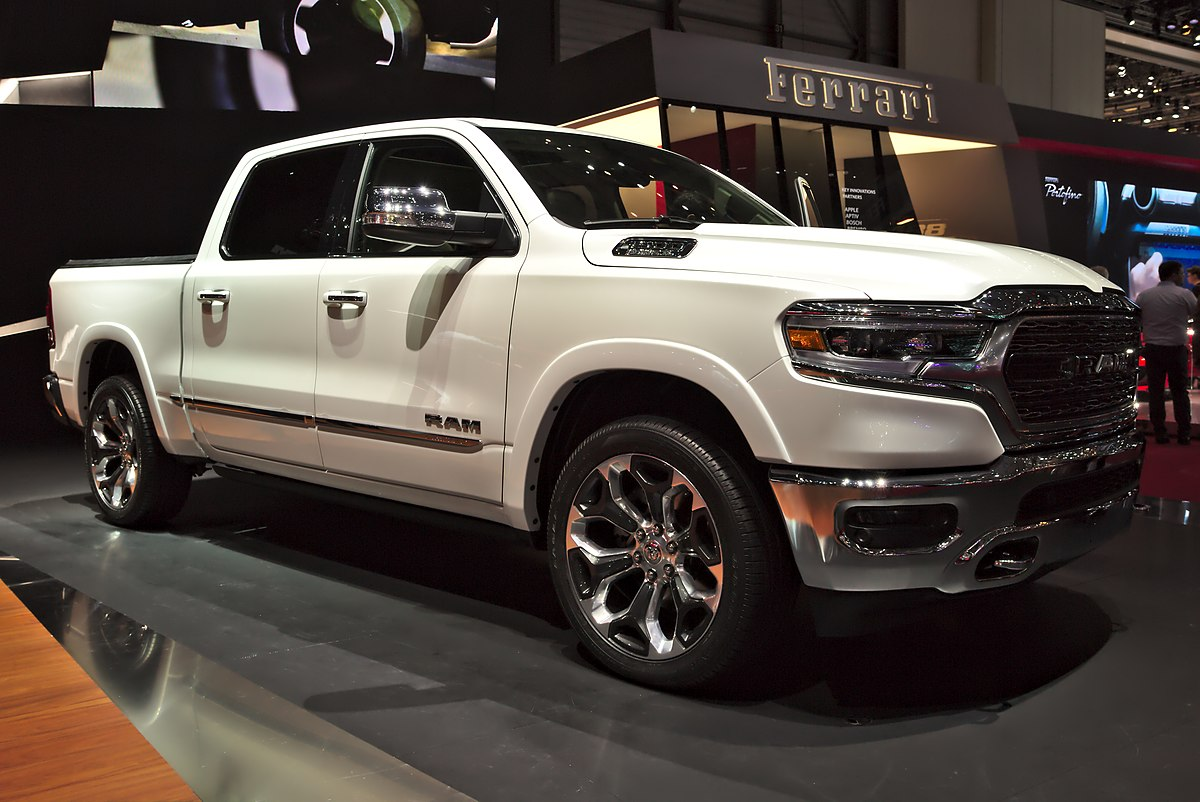 2016 Dodge Trucks >> Ram Pickup Wikipedia