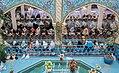 Ramadan 1439 AH, Qur'an reading at Jameh Mosque of Sanandaj - 29 May 2018 06.jpg