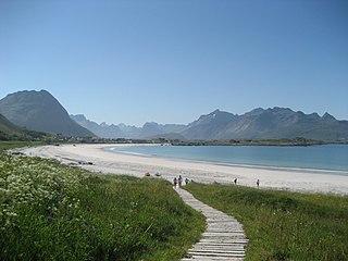 Flakstad Municipality in Nordland, Norway