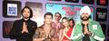 Ramji Gulati, Siddharth Nigam, Jannat Zubair & Mr. Faisu At Marda Saara India Song Launch.png