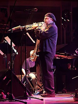Randy Brecker Munich 2001.JPG