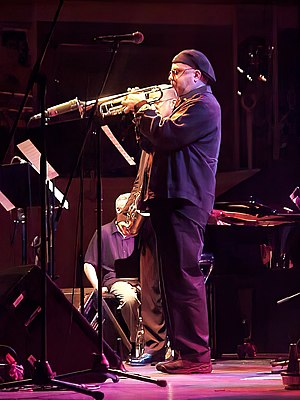 Randy Brecker - Brecker in Munich (2001)