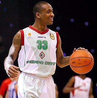 Randy Culpepper American basketball player