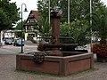 Rathausbrunnen mit Englerbeck-Huus Gundelfingen.jpg