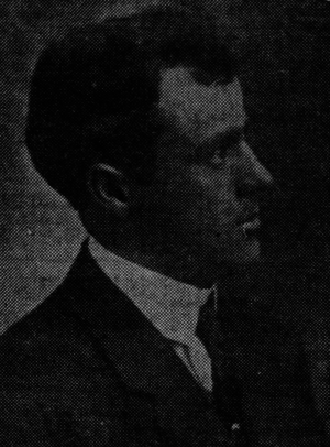 Ray L. Chesebro - Chesebro about 1908