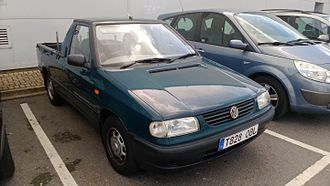 Volkswagen Caddy - Volkswagen Caddy 1.9D SD