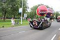 Reclamewagen tour de france Spijkenisse.jpg
