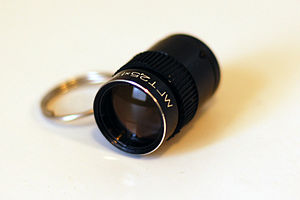 Monocular - Image: Red Army monocular