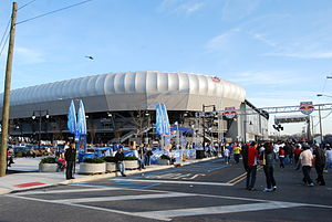 Red Bull Arena in Harrison, NJ.