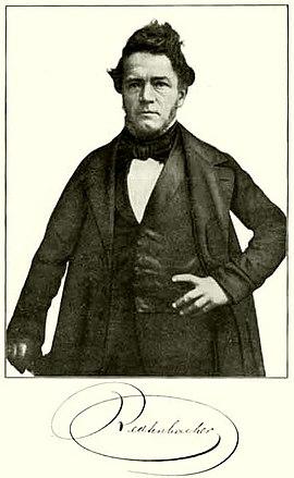 Ferdinand Redtenbacher