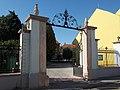 Reformed college (1796), Gate, Komárno, Slovakia.jpg