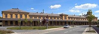 Reichenbach im Vogtland - Reichenbach Oberer Bahnhof (upper station)