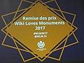 Remise des prix du Wiki Loves Monuments 2017 au siège de Wikimédia France 01.jpg
