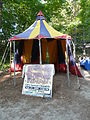 Renaissance fair - buildings - tent.JPG