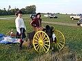 Renaissance fair - cannon 01.JPG