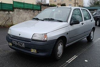 Supermini - 1990-1998 Renault Clio I