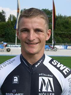 René Enders German cyclist