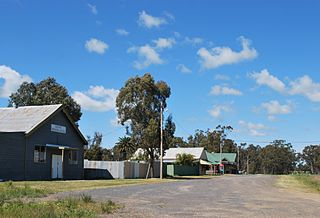 Rennie, New South Wales Town in New South Wales, Australia