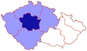 Roman Catholic Archdiocese of Prague - Image: Rep Ceca Arcidiocesi di Praga
