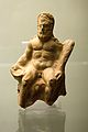 Reposing Herakles, perhaps after Lisyppos. Hellenistic, Prague Kinsky, NM-HM10 1919, 140907.jpg