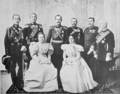 Representatives of Greece at the coronation of Nicholas II.png