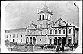 Reprodução de Fotografia - Igreja e Convento do Carmo - Á Direita Igreja da Ordem 3ª do Carmo - 01, Acervo do Museu Paulista da USP.jpg