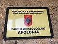 Republika e Shqipërisë, Parku Arkeologjik Apolonia.jpg