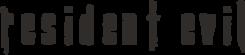 Resident evil series logo.png