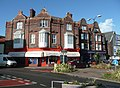 Restaurant on a corner, Cromer - geograph.org.uk - 1046651.jpg