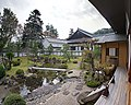 Restored mansion of a feudal lord in Hikone Castle museum , 彦根城博物館の復元された大名屋敷 - panoramio.jpg