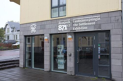 Thumbnail from The Settlement Exhibition Reykjavík 871±2