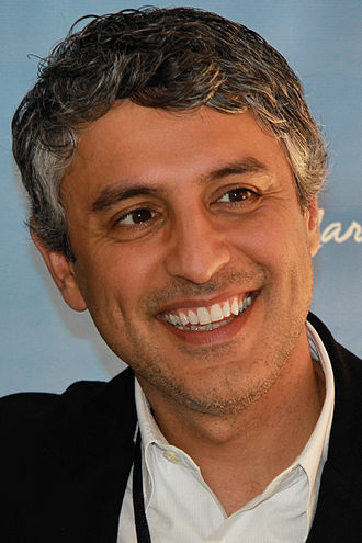 Reza Aslan - Aslan at Texas Book Festival, 2013