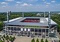 Rhein Energie Stadion Luftbild - aerial (20152327046).jpg