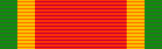 War Medal 1939–1945 - Africa Service Medal