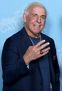 Ric Flair Photo Op GalaxyCon Louisville 2019.jpg
