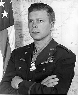 Maj. Richard I. Bong - Medal of Honor