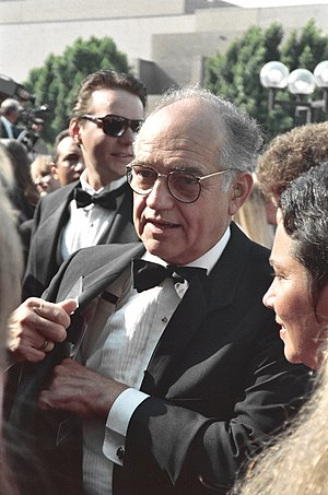 Richard Dysart - Dysart at the 40th Primetime Emmy Awards, 1988