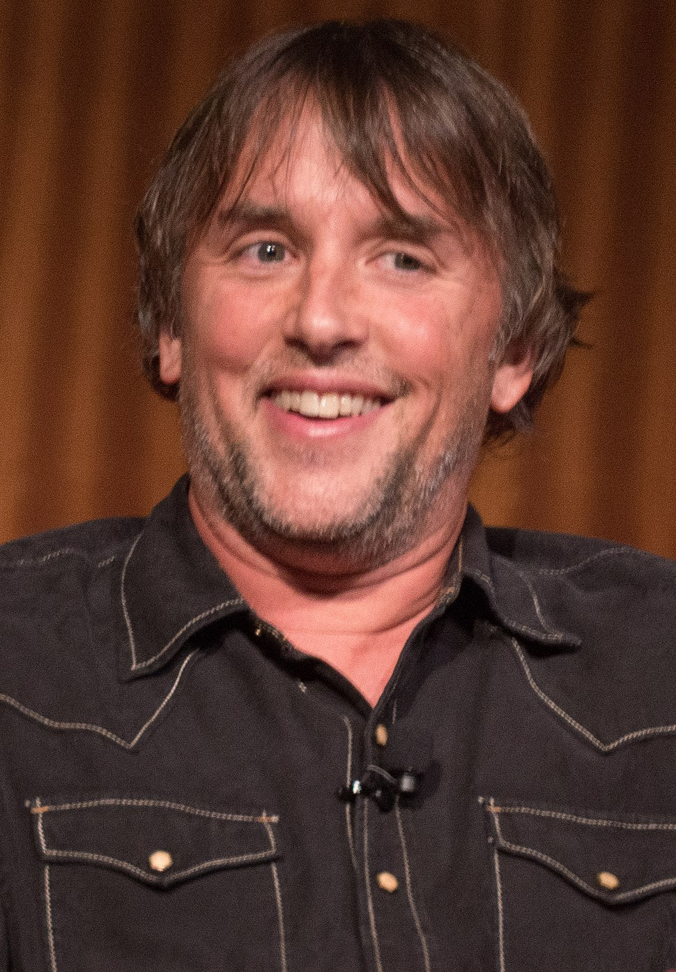 Richard Linklater April 2015