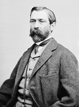 Richard Taylor (general) - photo taken between 1860 and 1870