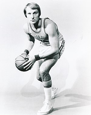 Rick Barry -  Rick Barry 1972 publicity photo