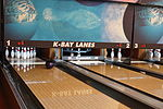 Right up their alley, Bowlers take aim for 101 Days of Summer 150625-D-RT812-013.jpg