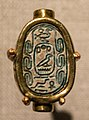 Ring scarab - Pharaoh exhibit - Cleveland Museum of Art (cropped).jpg