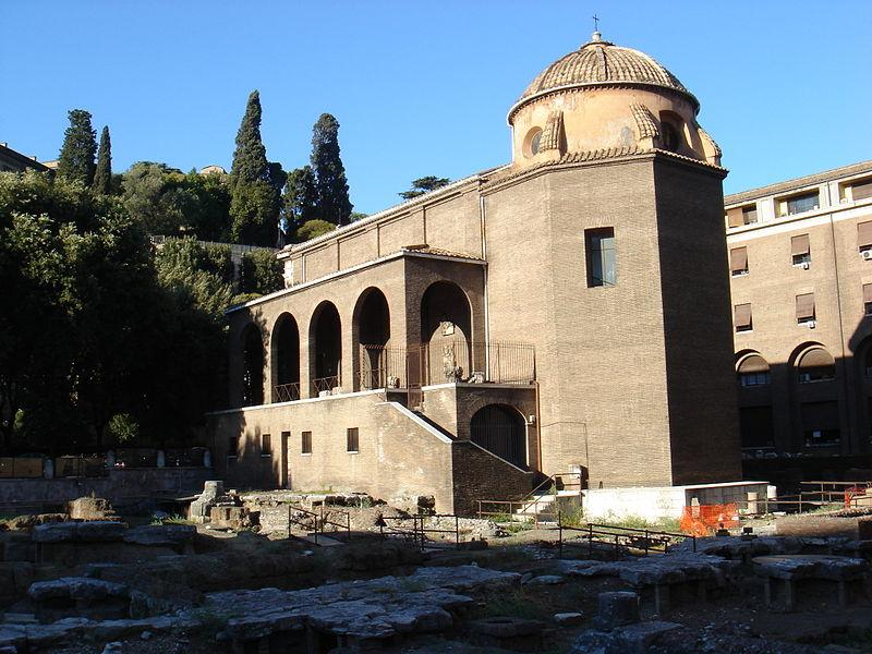 Ripa - helig område i St Omobono - absiden och höjd 00917.JPG