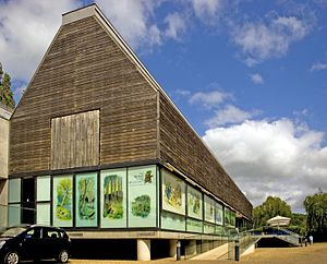 David Chipperfield - Image: River Rowing Museum Henley