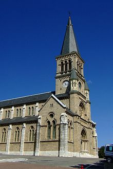 Rives Isere eglise church.jpg