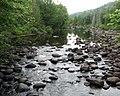 Rivière Shawinigan avant le Lac Mongrain (OUEST) - panoramio.jpg