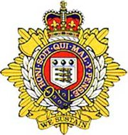 Cap Badge of the Royal Logistic Corps